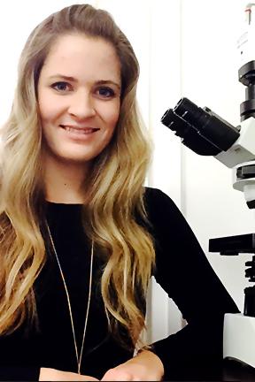 Karolina Luburic H.B.Sc. | Bronte Natural Health Clinic